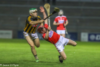 Cork vs Kilkenny  - Friends of Kieran findraising game  - 27/03/2019. Photo courtesy of Denis O' Flynn