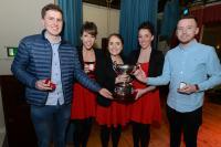 Munster Scór Sinsir winner Bailéad Ghrúpa: Carbery Rangers(Cork)