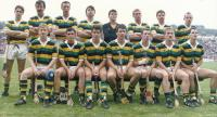 Glen Rovers 1989 Hurling Team