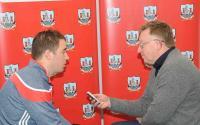 Footballers Allianz FL v Cavan -18 Media Briefing