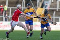 Cork v Clare MSHL 2018