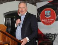 Dr Con Murphy Testimonial Dinner Launch