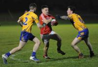 MCGrath Cup Final Cork v Clare 2018