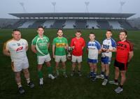 County Football Championships Media Briefing 2018
