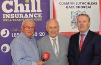 Launch of Chill Insurance Sponsorship Renewal 2018