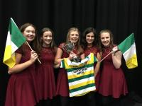 All-Ireland Scor na nOg winners - Carbery Rangers Ballad Group