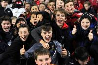 Cork Fans at the Double Header in PUC