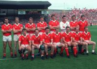 Cork Team 1989 All-Ireland Champions