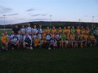 Dublin v Donegal Teams Of 92