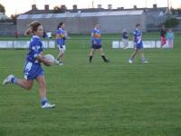 last years under 14's ladies team