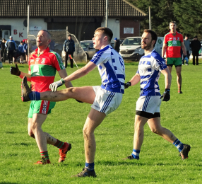 Senior Football v Ballymun