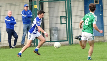 Senior Football League v Moorefield