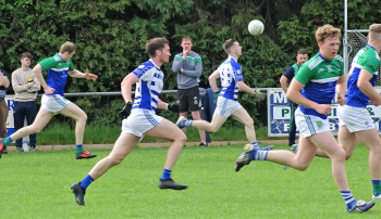 Senior Football League v Johnstownbridge
