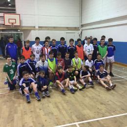 NAAS U13 LEINSTER GAA DIV1 CROSS COUNTRY WINNERS