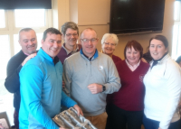 Winners of the Captains Drive-In