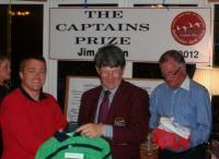 2012 Captains Prize