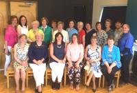 Lady Captains 2015 Group