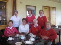 2012 Lady Captains