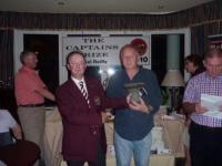 2010 Mens Captains Prize