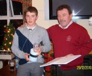 Presentation of Prizes Dec 29th