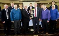 2015-01-26 JJ Kavanagh & Sons Senior Hurling and Football Draw