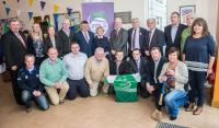 2016-04-22 John West Feile na nGael Launch in Ballymacarbry
