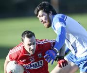 2015-01-18 McGrath Cup Semi-Final v Cork in Clashmore (Won)