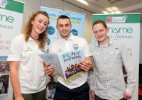 2015-08-20 Launch of Waterford GAA Health & Wellbeing in partnership with Genzyme