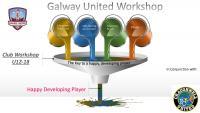 GUFC (U11 to U16) Zoom Workshop/Quiz/Q&A this Fri 16 April