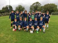CUFC U13 boys 2 v 1 Galway Hibs 150918