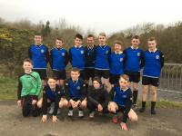 CUFC U15 Boys v Knocknacarra 7 March 2015