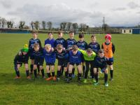 St Johns 2 v 4 CUFC U12 boys in Connacht Shield quarter final