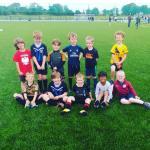 U6-U7 Boys in Maree Oranmore blitz June 2021