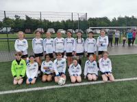 CUFC U12B Girls v Knocknacarra C 4 July 2021