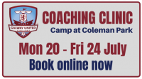 Galway United Academy Camp - Register Now!