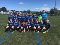 CUFC U12 boys 1-2 Knocknacarra Connacht Shield Final Sligo 4 May 2019