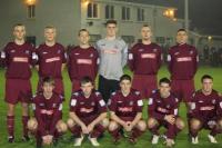Under 20s V Shamrock Rovers