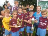 Sonny McHugh Cup Winners 2013
