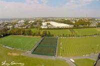 Aerial Shots Fahy's Field
