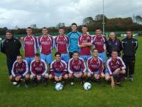 Mervue Utd v NUI Galway