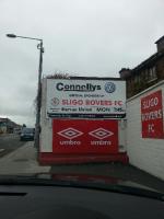 EA Sports Cup v Sligo Rovers