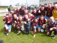 Junior B League Champions