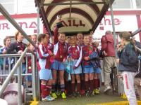 U-12 Girls Cup Winners 2014