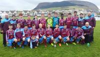 U14 Connacht Cup Winners 2015