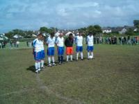 Minutes Silence before the final- Classic Seven
