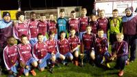 U14's Advance to Irish Cup Final