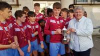 U14 Coley Smyth Premier Division Winners