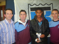 Under 13B Player of the Year - Louis Enereh