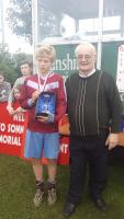 Ned Keogh Cup Winners 2015