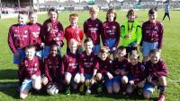 U12 B Division 1 Cup Winners